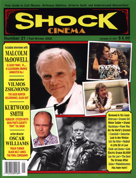 Shock Cinema #21