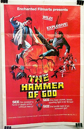Hammer of God (1973), The