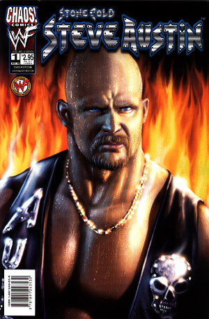 Stone Cold Steve Austin: The Comic Book #1