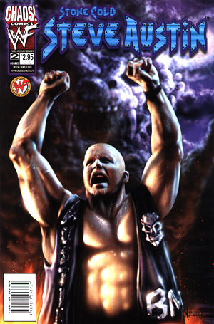 Stone Cold Steve Austin: The Comic Book #2