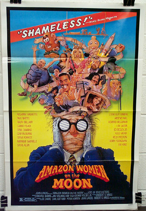 Amazon Women on the Moon (1987)