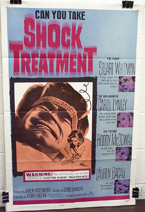 Shock Treatment (1964)