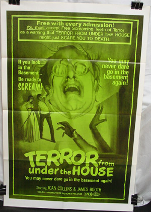 Terror From Under the House