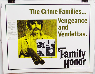 Family Honor (1973)