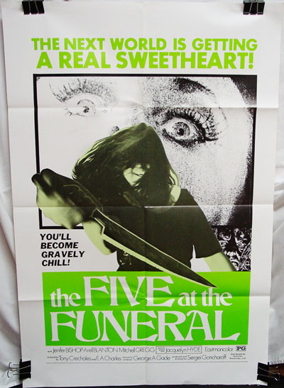 Five at the Funeral (1973)