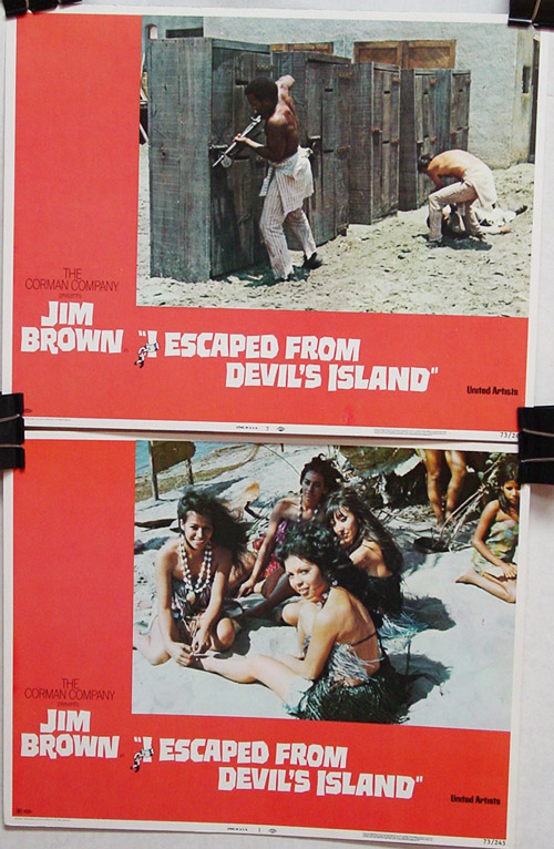 I Escaped Devil's Island (1973)