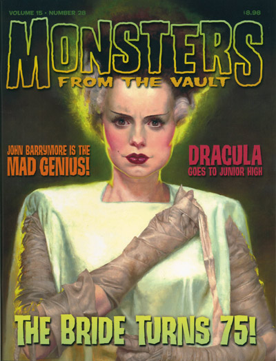 Monsters from the Vault #28