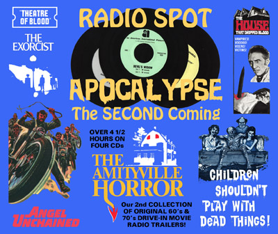 Radio Spot Apocalypse 2: The Second Coming