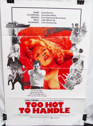 Too Hot to Handle (R 1978)