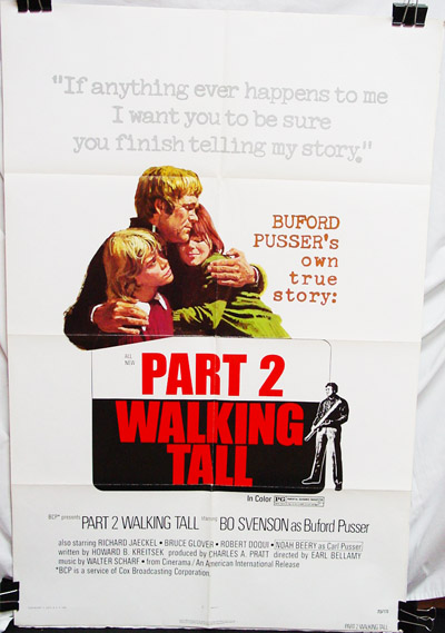 Walking Tall Part 2 (1975)
