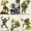 Mike Ploog Sticker Set