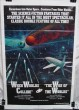 Double Feature Combo Poster: When Worlds Collide and War of the Worlds