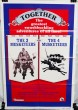 Double Feature Combo Poster: The Three Musketeers (1974) & The Four Musketeers (1975)