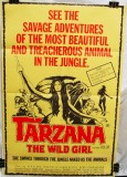 Tarzana The Wild Girl (1969)