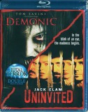 Double Feature: Demonic (2006) & Uninvited (1973)