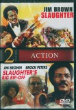 Double Feature: Slaughter (1972) & Slaughter's Big Rip-Off (1973)
