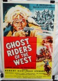 Ghost Riders of the West (1954)