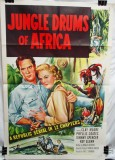 Jungle Drums of Africa (1952)