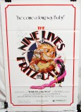 Nine Lives of Fritz the Cat (1974) , The