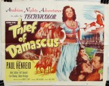 Thief of Damascus (1952)