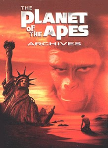 "Planet of the Apes ""Archives"" Trading Card Set"