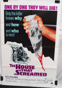 House that Screamed (1971) ,The