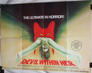 Devil Within Her (1974)