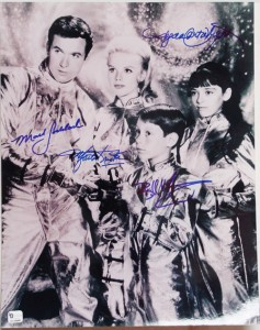 Lost in Space  4 Signature Photo