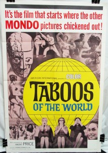 Taboos of the World (1965)