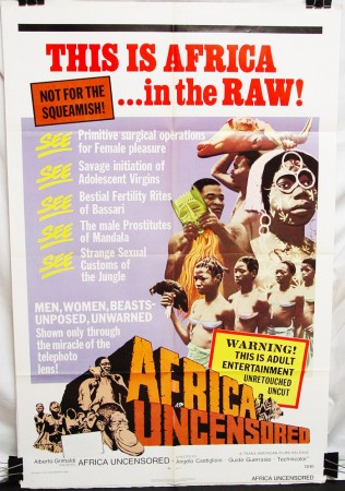 Africa Uncensored (1972)