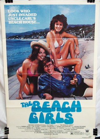 Beach Girls (1982) , The