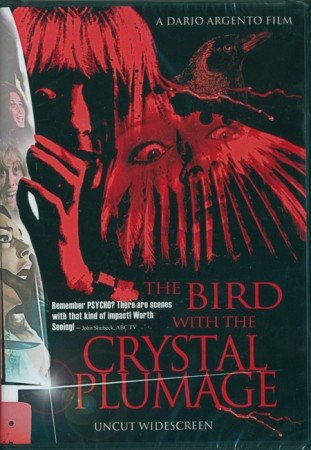 Bird with the Crystal Plumage (1970) , The