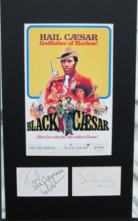 Black Caesar - 2 Signature