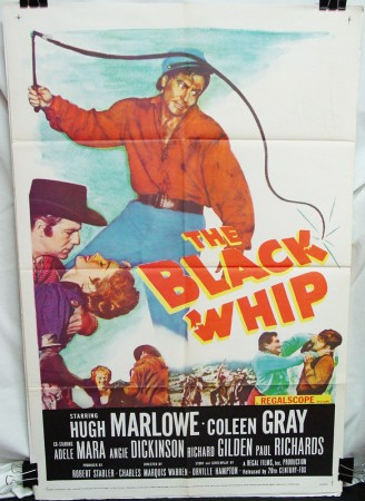 Black Whip (1956), The