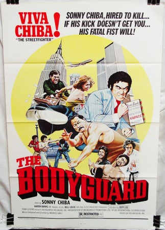 Bodyguard (1976) , The