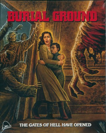 Burial Ground (1980)