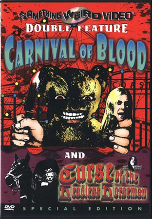 Double Feature: Carnival of Blood (1970) & Curse of the Headless Horseman (1972)