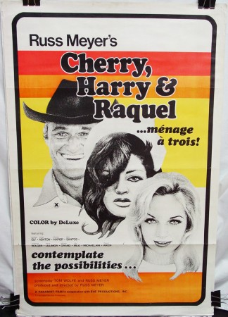 Cherry, Harry and Raquel (1969)