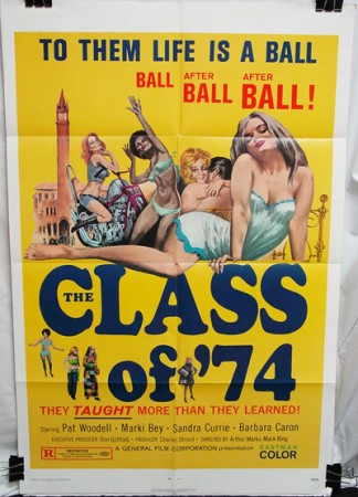 Class of '74 (1972) , The
