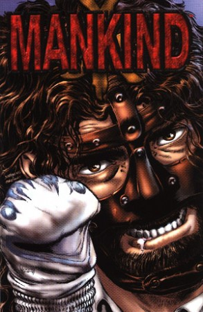 Mankind: The Comic Book #1 of 1 - Excl. Alt. Cover