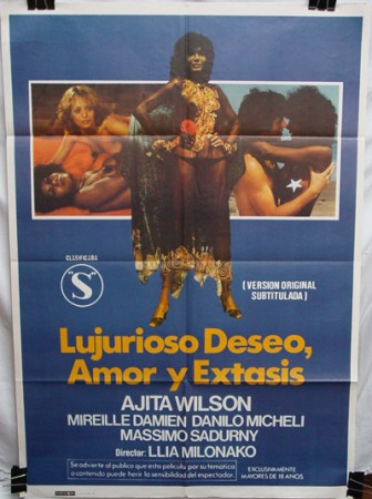 Desire, Lust and Ecstasy (1981)