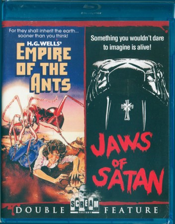 Double Feature: Empire of the Ants (1977) & Jaws of Satan (1981)