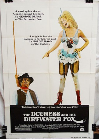 Duchess and the Dirtwater Fox (1976) , The