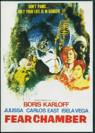 Fear Chamber (1968) , The
