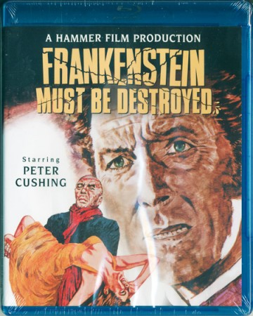Frankenstein Must be Destroyed (1969)