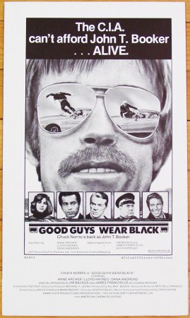 Good Guys Wear Black (1977)