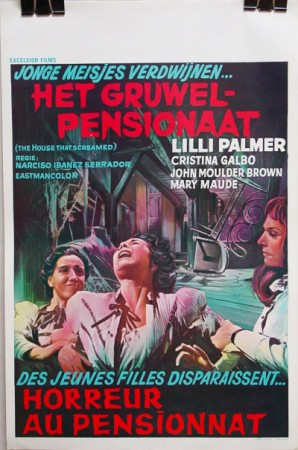 House That Screamed (1971) , The