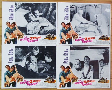 Incredible Two-Headed Transplant (1971) , The