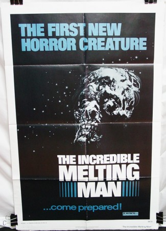 Incredible Melting Man (1977) , The