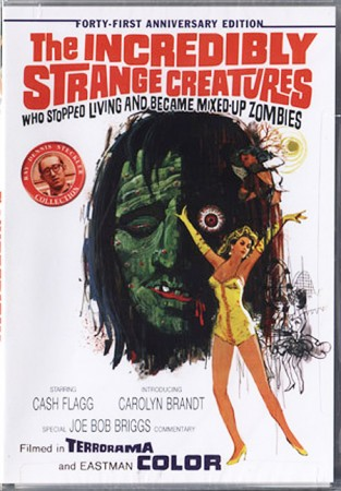 Incredibly Strange Creatures That Stop Living and Became Mixed-Up Zombies (1963) , The